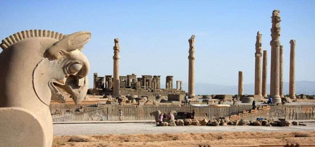 Persepolis The Ancient City Of Persia